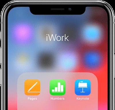 Usar carpetas para organizar iconos iPhone