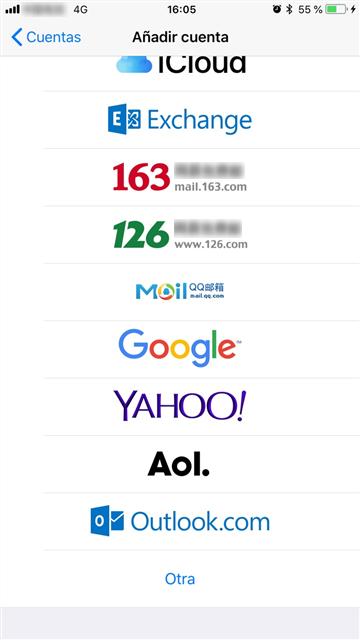 Pasar datos de Android a iPhone XR / XS / XS Max por la cuenta de Google