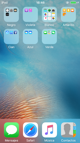 Cómo personalizar iconos iPhone 7/8/X/XS (Max)/XR - Paso 4