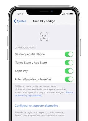 Problemas iPhone X - El Face ID no funciona