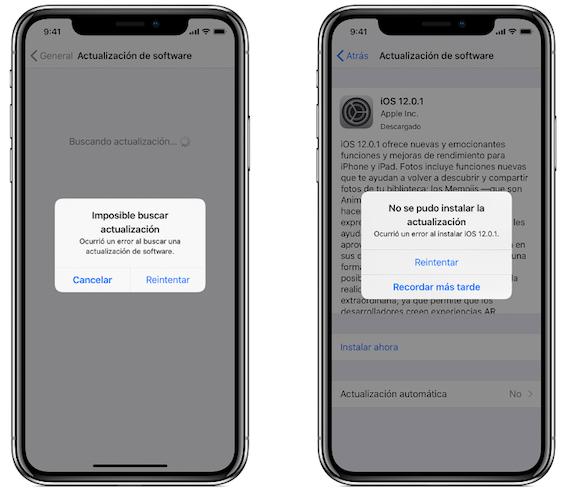 problema de actualización de iOS 12/12.1.1: el tiempo de actualización de iOS 12/12.1.1 es demasiado largo