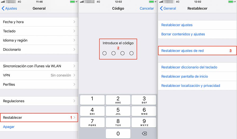 Cómo recuperar iOS con PhoneRescue para iOS