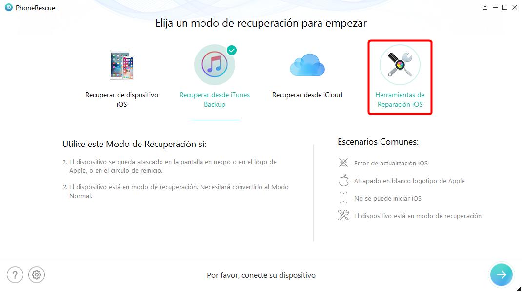 Errores de actualización de iOS 12/12.1.1: congelado durante la actualización de iOS 12/12.1.1