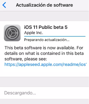 Error de actualización de iOS 12/12.1.1: congelado durante la actualización de iOS 12/12.1.1