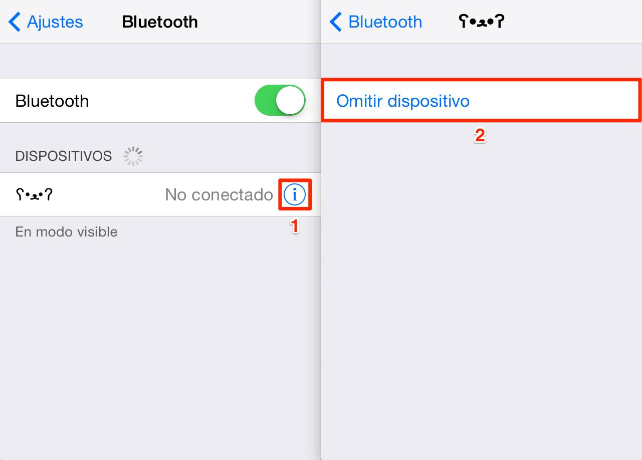 Error por la actualización de iOS 12/12.1.1 - La reducción de la batería es rápida