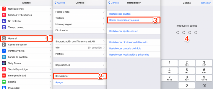 Recuperar Conversaciones Whatsapp Iphone 5