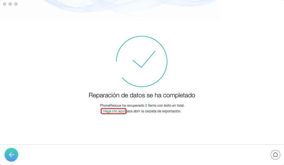 Cómo recuperar las notas borradas de iPhone con PhoneRescue