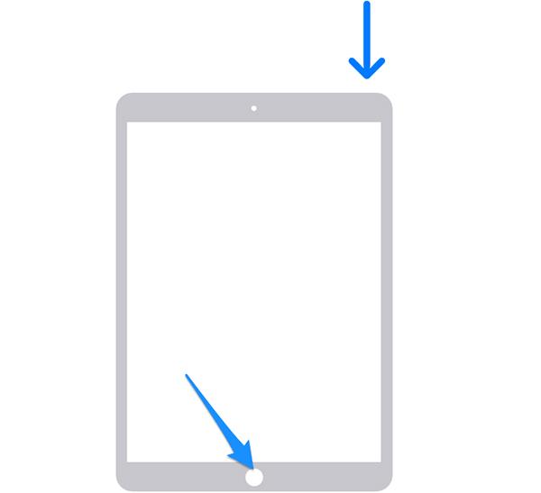 Reiniciar su iPad en Modo de Recuperación
