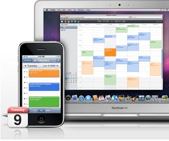 Cómo sincronizar calendario iPhone con Mac