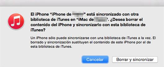 Cómo sincronizar iPhone con PC sin iTunes