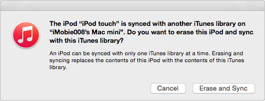¿Cómo poner música en el iPod sin iTunes?