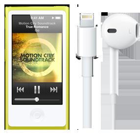 1000 canciones en tu iPod, ¿Qué pasa si usted no tiene en su computador?