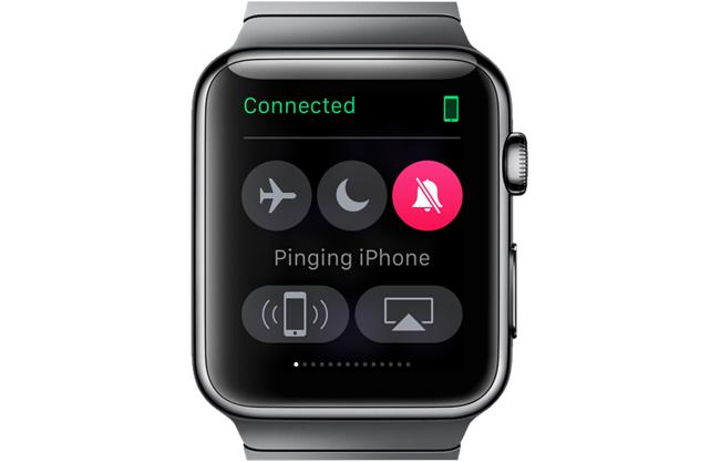Cómo hacer Ping o encontrar tu iPhone con Apple Watch