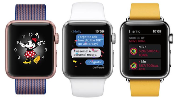 Cómo enviar y responder mensajes en Apple Watch