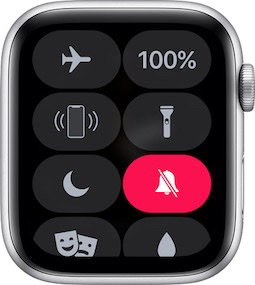 Trucos Apple Watch - Cómo silenciar tu Apple Watch