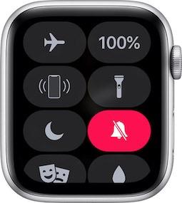Trucos Apple Watch - Cómo silenciar tu Apple Watch