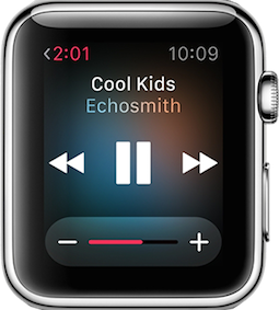 Trucos de Apple Watch - Sincronizar música con Apple Watch