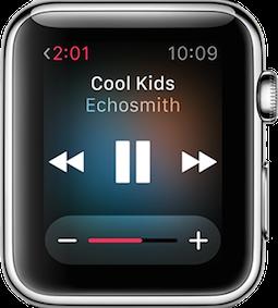 Trucos de Apple Watch - Sincronizar música con Apple Watch