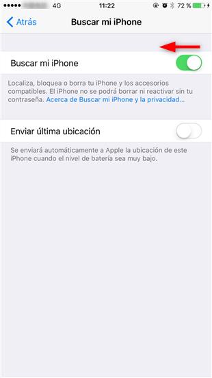 Cómo degradar iOS 12.3 a iOS 11 - Paso 2