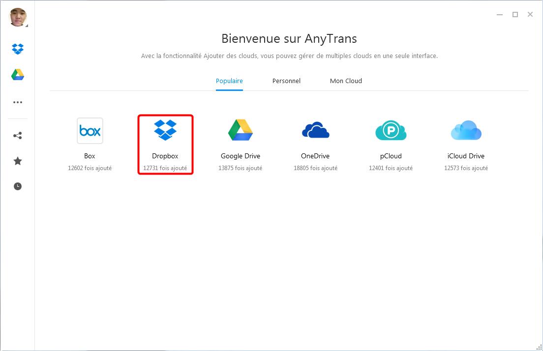 Comment envoyer les fichiers Dropbox à vos amis- étape 2