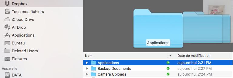 Comment faire si Dropbox ne se synchronise plus avec Mac