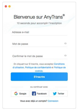 Envoyer un document Android vers Dropbox