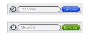 Comment utiliser le service iMessage sur iPhone – étape 4