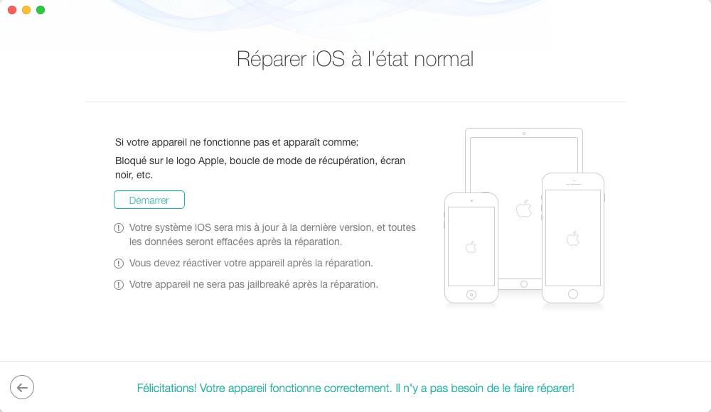 Comment réparer erreur iTunes 9006