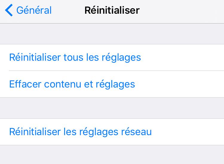 Effacer l'identifiant Apple sur iPhone – Réinitialiser votre iPhone