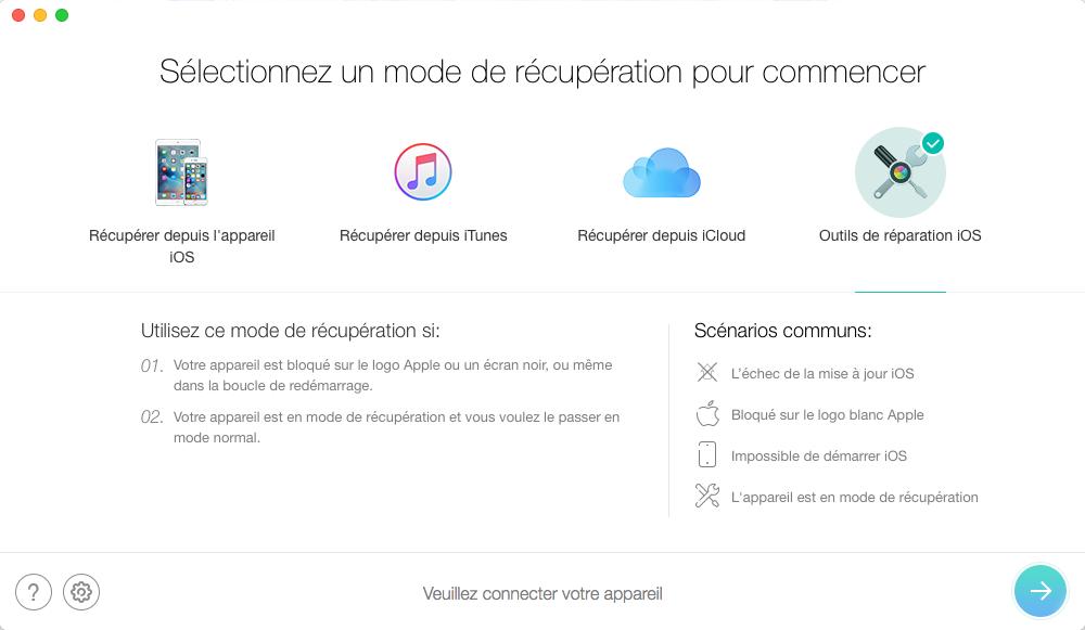 Réparer le code d'erreur 3503 d'iTunes