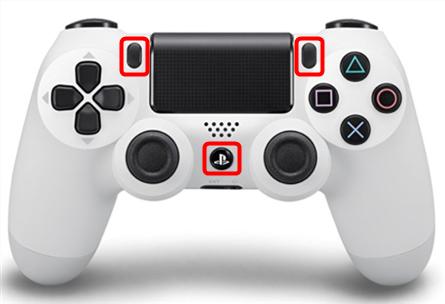 Comment connecter la manette PS4 au téléphone Android – étape 2