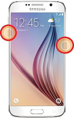 Forcer le redémarrage de votre Samsung
