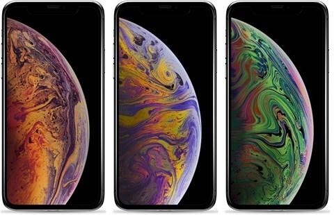 Fond d'écran pour iPhone XS/XS Max/MR