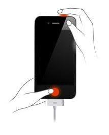 Sortir iPhone du mode récupération via DFU-étape 2