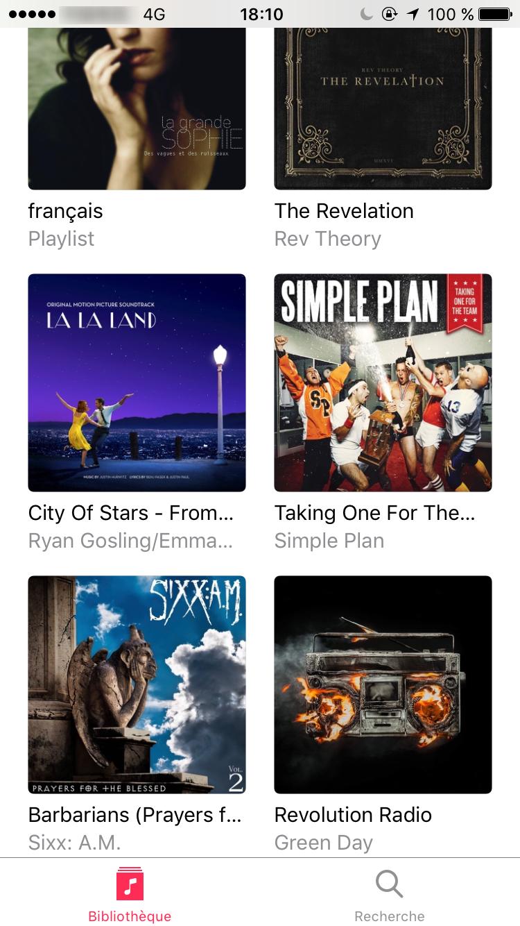Comment synchroniser la musique vers votre iPhone sans iTunes – étape 3