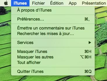 Comment faire si iTunes ne démarre plus