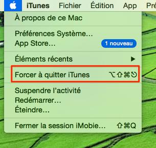iTunes ne s'ouvre pas comment faire