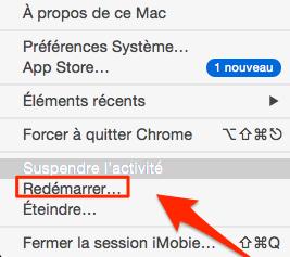 Pas de son sur Mac