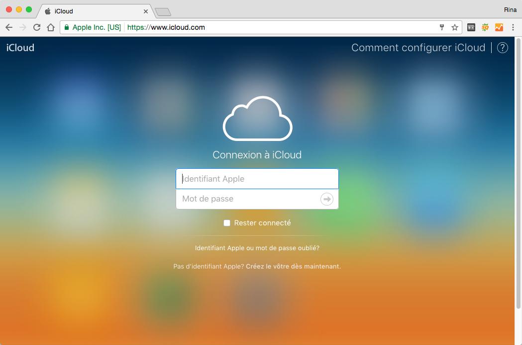 Synchroniser les photos depuisMac/PC
