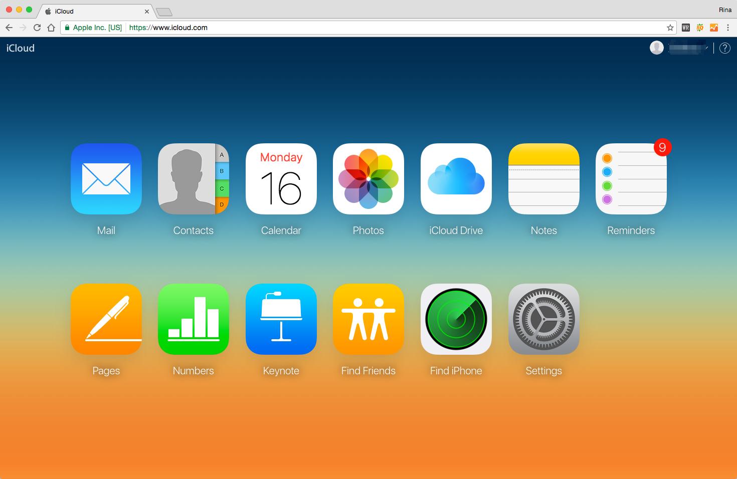 Comment effacer les fichiers iCloud