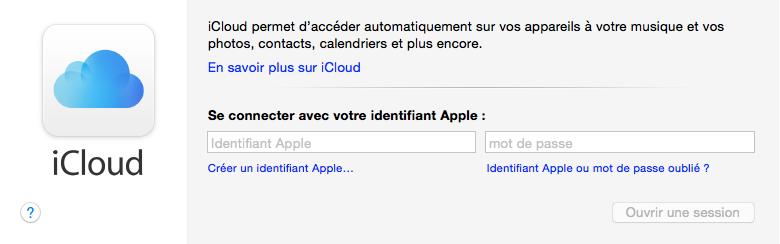 Supprimer les fichiers iCloud sur Mac