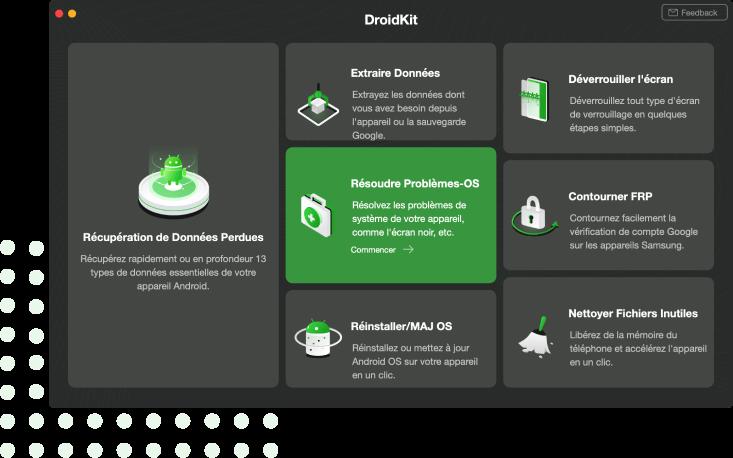 Allez chercher DroidKit