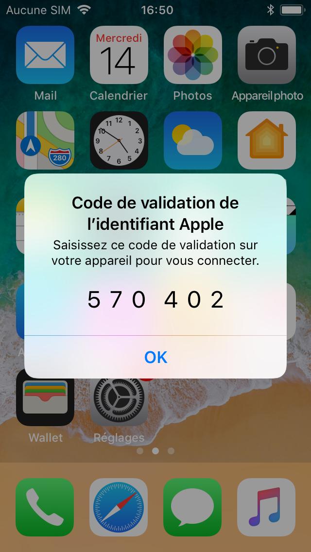 Comment-Obtenir-Code-de-Verification-et-Signer-dans-Deux-Facteur-Authentificatio- Étape 3