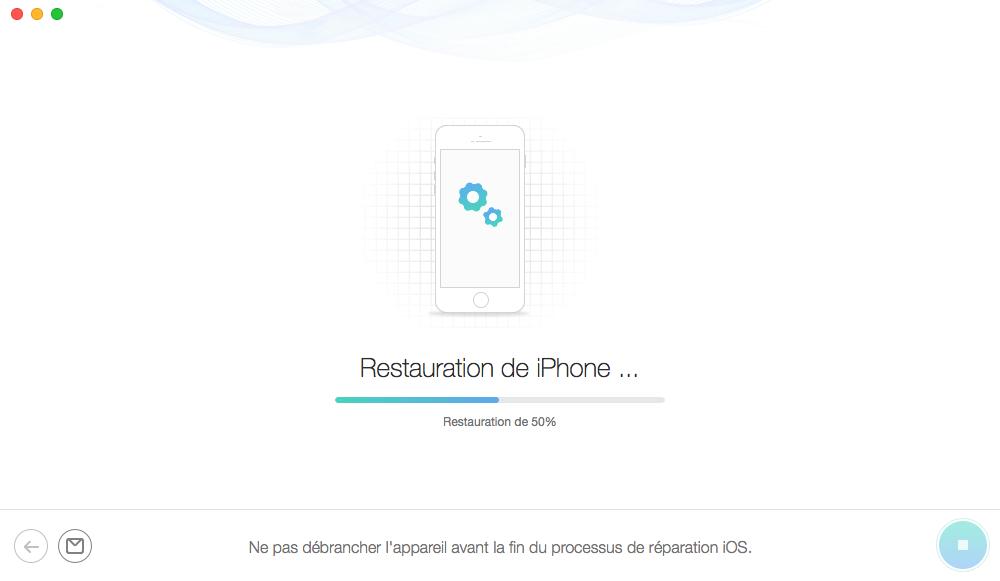 Débloquer iPhone sans code - 5