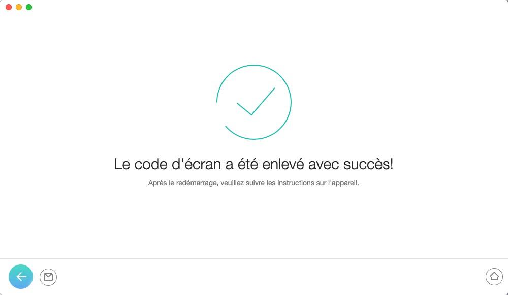 Débloquer iPhone sans code - 6