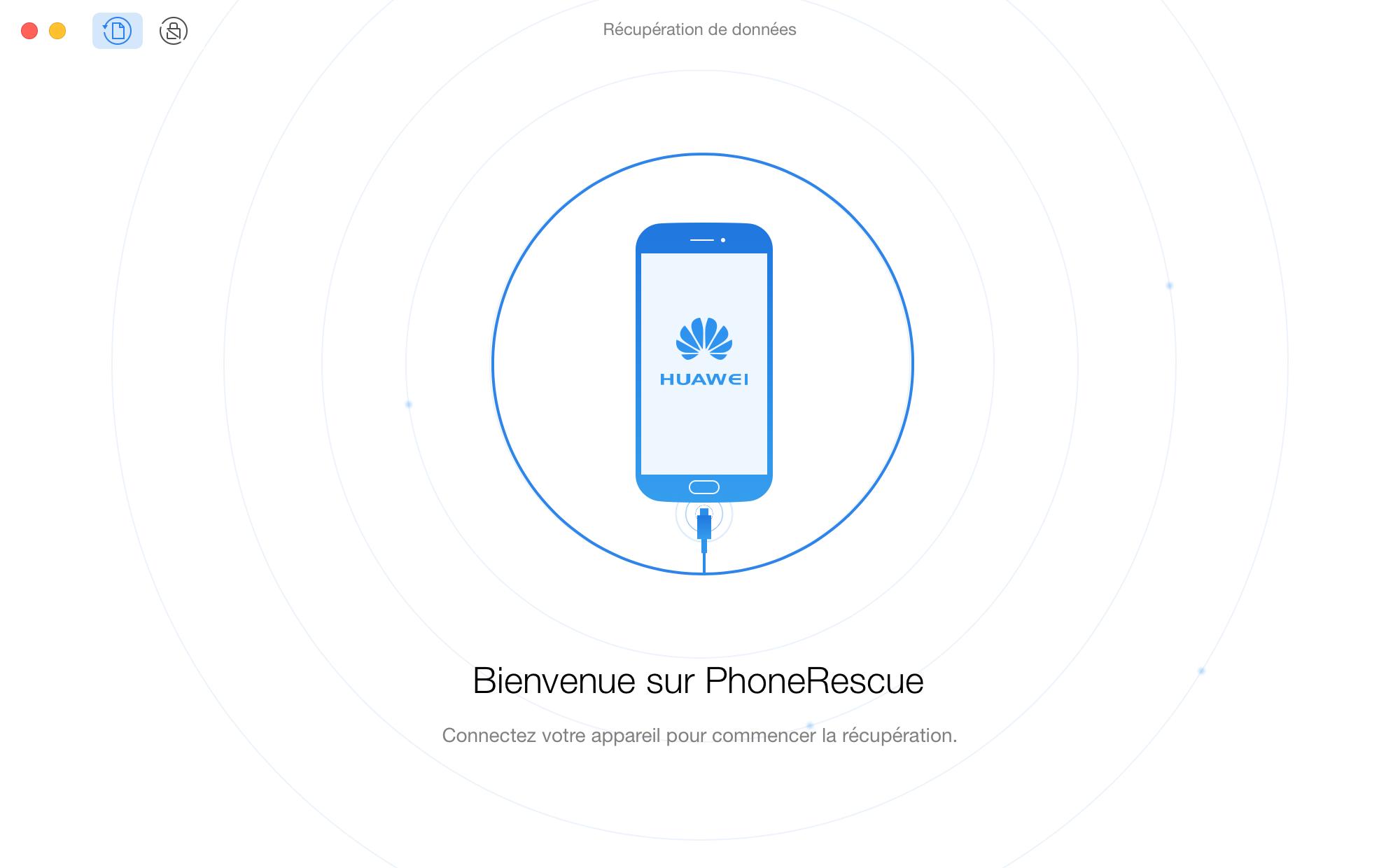 Connectez votre appareil Android