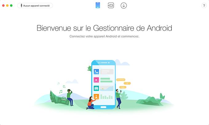 Déconnexion des appareils Android