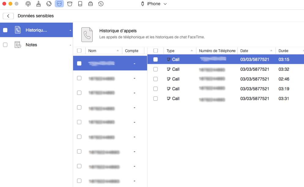 Sélectionner les fichiers