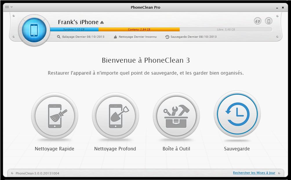 Comment Réstaurer un Appareil iOS 1