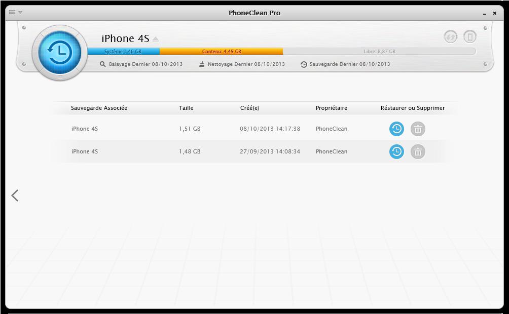 Comment Réstaurer un Appareil iOS 2
